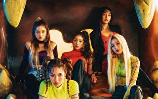 Red Velvet《RBB》摘美國告示牌數位榜冠軍