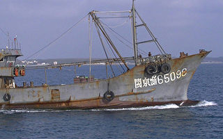 澎湖海巡扣越界大陸漁船 加強非洲豬瘟檢疫