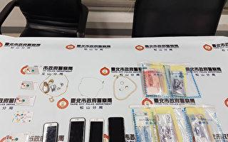 大陸祈福黨來台假消災詐騙 台警逮5名成員