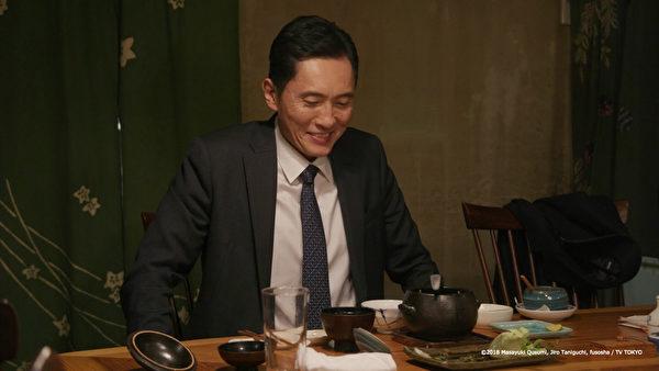 Yutaka Matsushige in The Solitary Gourmet