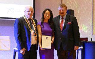 受邀參加悉尼人權會議 前加拿大小姐獲褒獎
