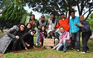 歡度校慶 精華國中打造植物界「諾亞方舟」