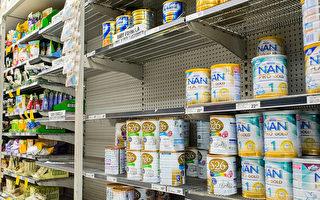 华人抢购奶粉爆冲突 墨尔本超市紧急下架