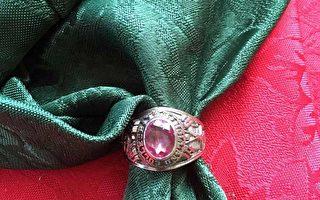 一名卡尔加里男子重获20年前丢失的大学毕业戒指
