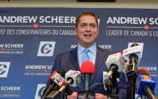 孟晚舟案 加拿大反对党党领强调司法独立