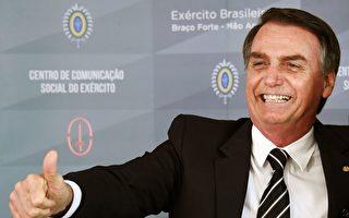 蓬佩奥将出访巴西 与新总统结盟对抗中共