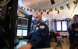 美股週一跌逾2% 投資人對2019股市仍樂觀