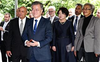 文在寅:金正恩可能在年底前訪問首爾