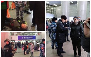 黄琦庭前会议取消 其母进京被截后失联