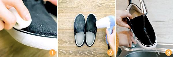 走在雪地里鞋子容易湿,可以用蜡给鞋子做一个防水层。