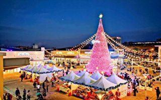 全台十大圣诞景点 浪漫板桥登冠