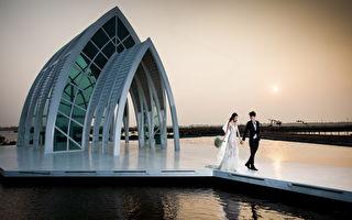 水晶教堂夯 徐振能推婚紗攝影亞洲勝地