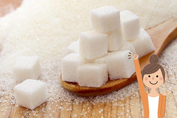 """每当你需要快速减个几公斤的时候,都可以进行""""三日无糖排毒""""。"""