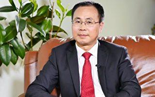 原中共中央政治局常委、中纪委书记尉健行的撰稿人王友群博士(本人提供)