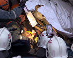 俄罗斯大楼气爆崩塌 男婴奇迹幸存