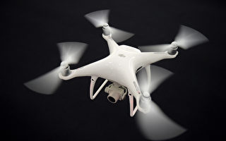無人機公司大疆創新爆出內部腐敗問題。圖為大疆製造的無人機。(AFP)