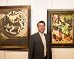 陳文福水彩畫特展 傳達台灣文化生命力