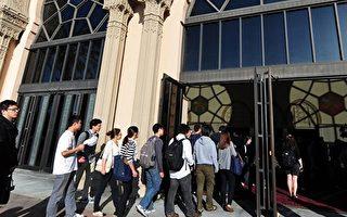 中國赴美留學熱在退燒 證照遊學團受捧