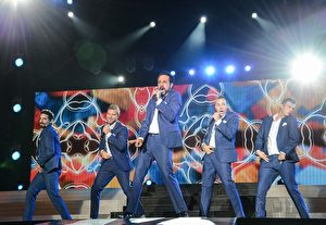 「Backstreet Boys新好男孩」資料照。(理想國演藝提供)