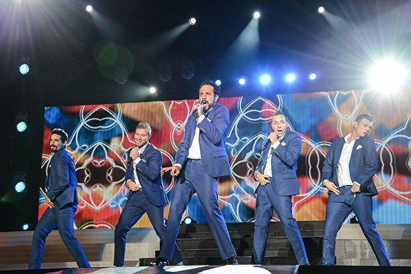 """""""Backstreet Boys新好男孩""""资料照。(理想国演艺提供)"""