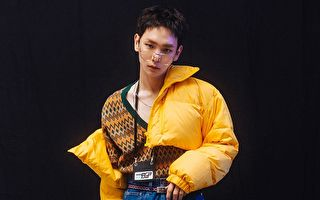 SHINee成员KEY(金起范)推出首张正规专辑《FACE》宣传照。(avex taiwan提供)
