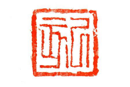 篆刻朱文印—己亥
