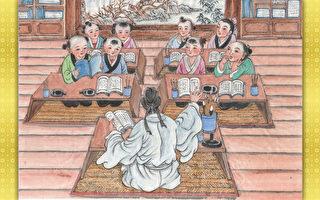 《幼学》故事(4)雪神滕六