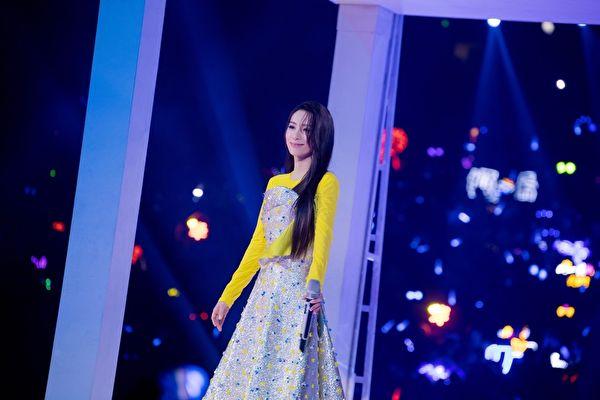 Hebe田馥甄除了推出新单曲,并将跨年表演献给湖南卫视