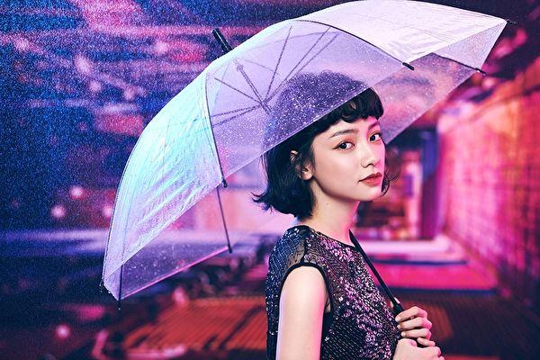 姚爱寗首次与台湾彩妆品牌合作
