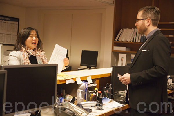 李爱晨再次出发 递表参选旧金山市长