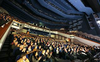 伯明翰精英推崇神韻啟迪人心 能量福澤觀眾