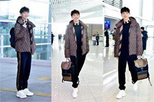 韓星金志洙受邀出席米蘭男裝週於14日舉辦的FENDI男裝秀。