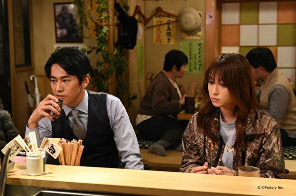 Nagayama Kento and Fukada Kyoko