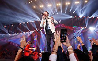 蕭敬騰「娛樂先生世界巡迴演唱會」高雄站