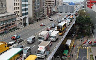 绕道被指未能纾缓交通