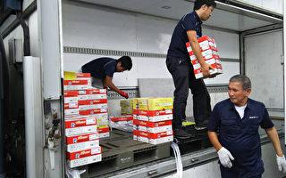 日本驻台公务员搭桥梁 台南芒果水上町热销