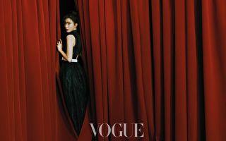 林志玲成为2月号杂志的封面人物。