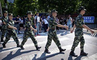 """中共称""""中国是世界上最安全国家""""遭打脸"""