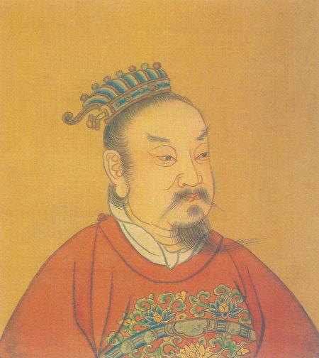 东汉光武帝刘秀