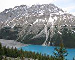 Peyto Glacier 加拿大冰川