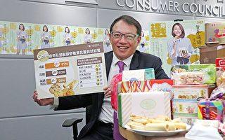香港九成曲奇酥卷含基因致癌物