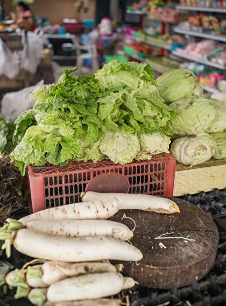 超市 蔬菜