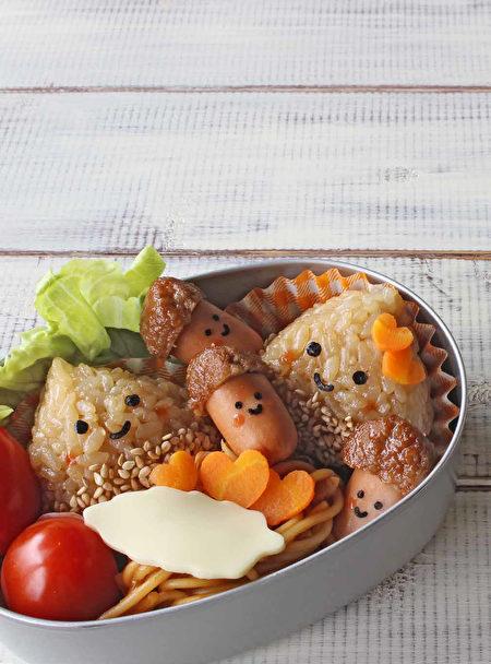 親自下廚 一點巧思做出孩子喜愛的料理