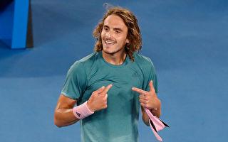 球王費德勒遭希臘新星淘汰 無緣澳網八強