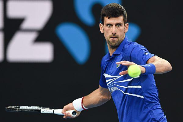 錦織圭因傷退賽 德約科維奇晉級澳網四強