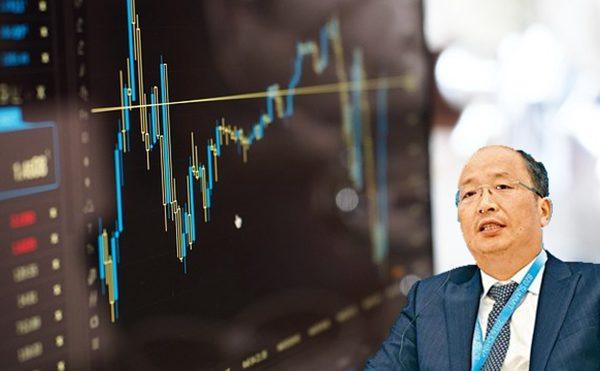 中共证监会主席上周六(26日)换人,由中国工商银行股份有限公司董事长易会满接替刘士余,任证监会主席。