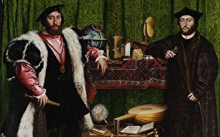 文藝復興時期最偉大的肖像畫家之一:霍爾班(下)