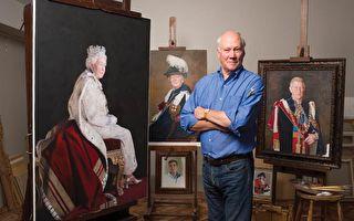 访英国皇室肖像画家Richard Stone