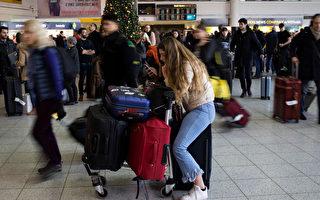 无人机大闹机场 英国警方致歉