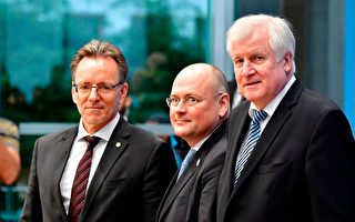 德国政治家呼吁严惩个资盗窃行为